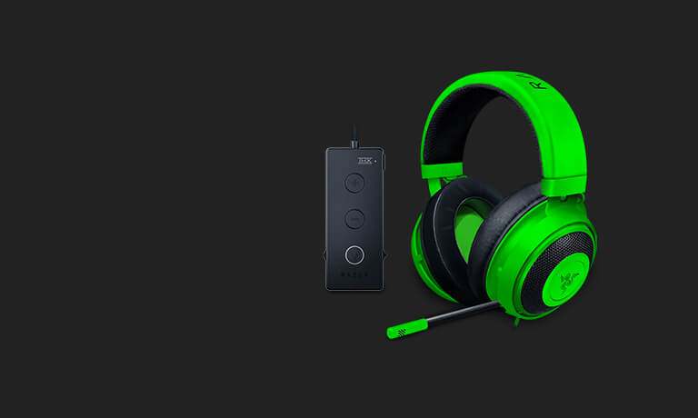 HEADSETS TUNED FOR<br>THX SPATIAL AUDIO
