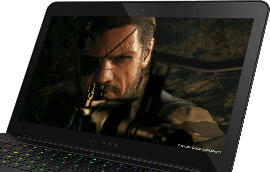 Nvidia GeForce GTX 970M in Razer Blade
