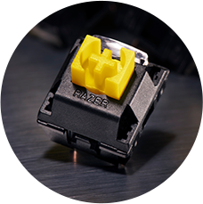 Razer-Mechanical-Switch-Yellow